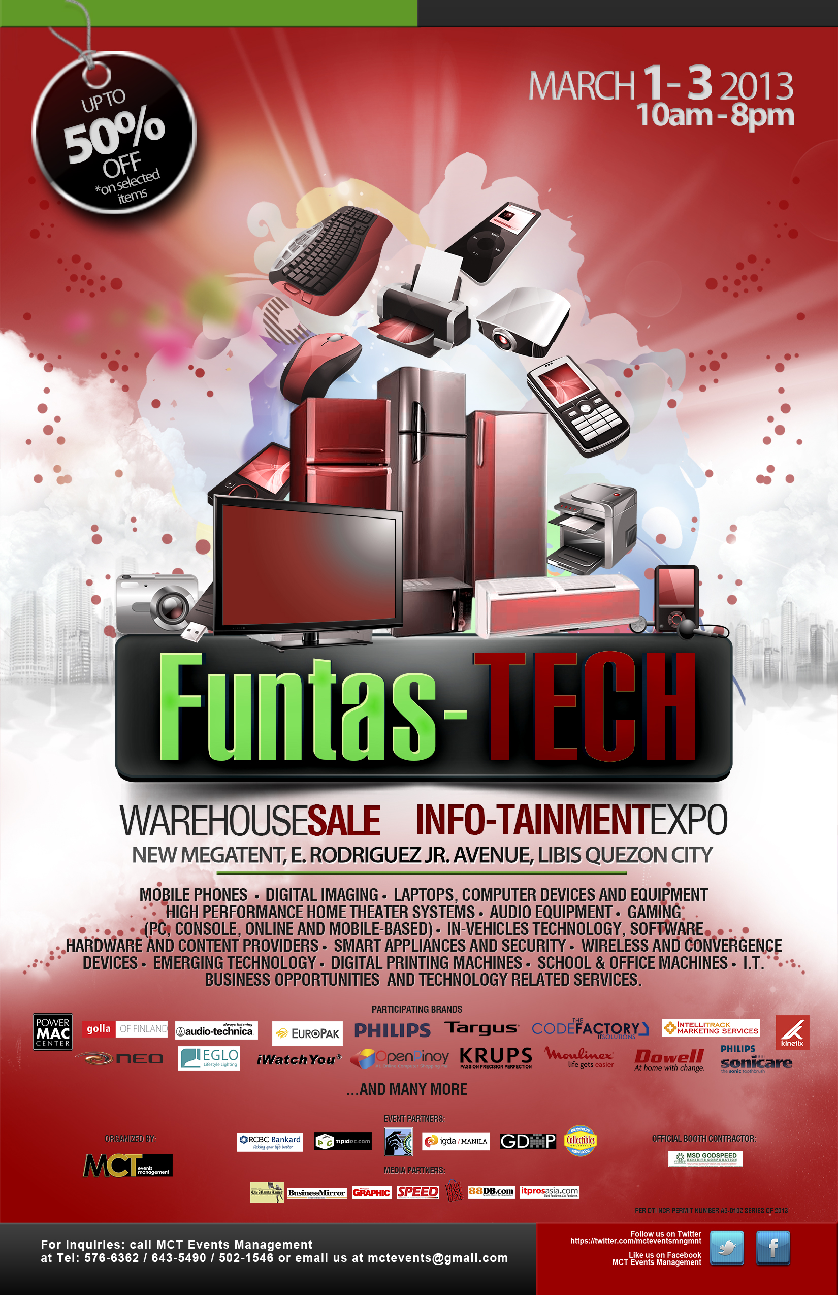 Funtas-TECH Sale and Info-tainment Expo: Win Free Tickets Here!