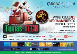 Funtas-TECH Sale and Info-tainment Expo