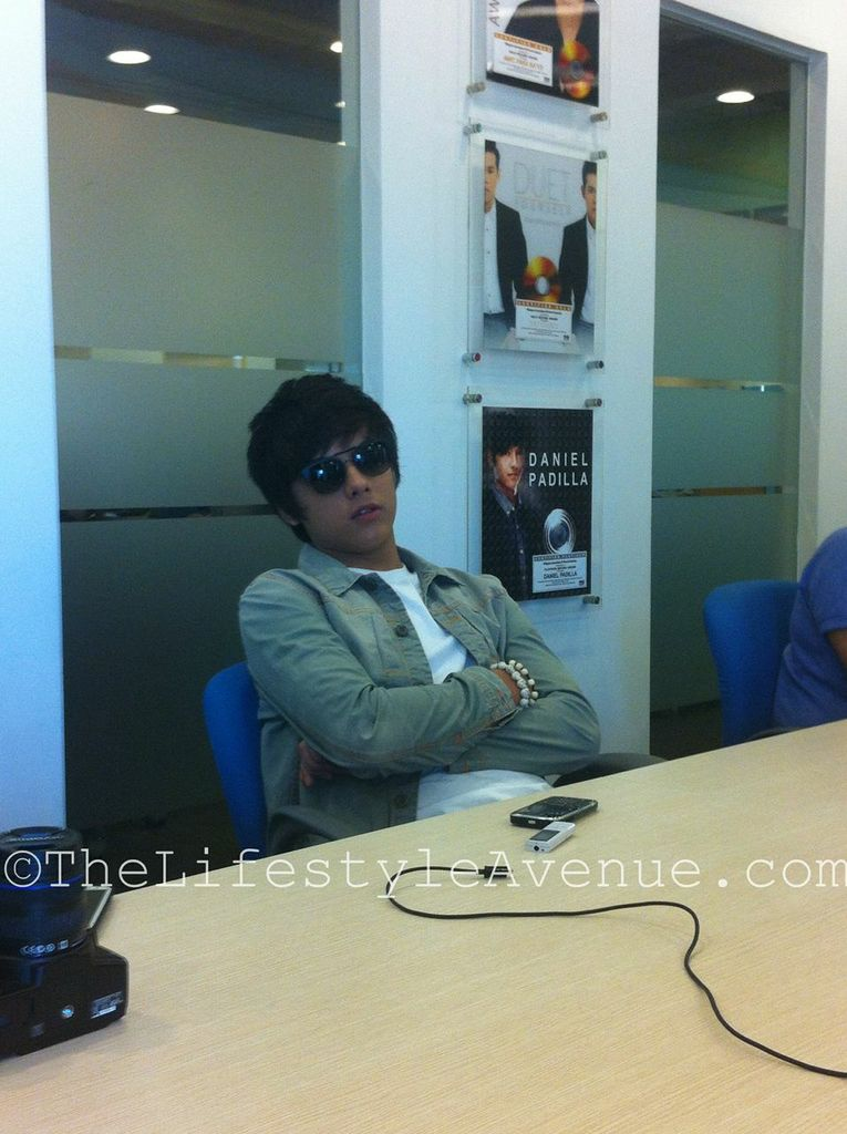Daniel Padilla's Birthday Concert Press Conference