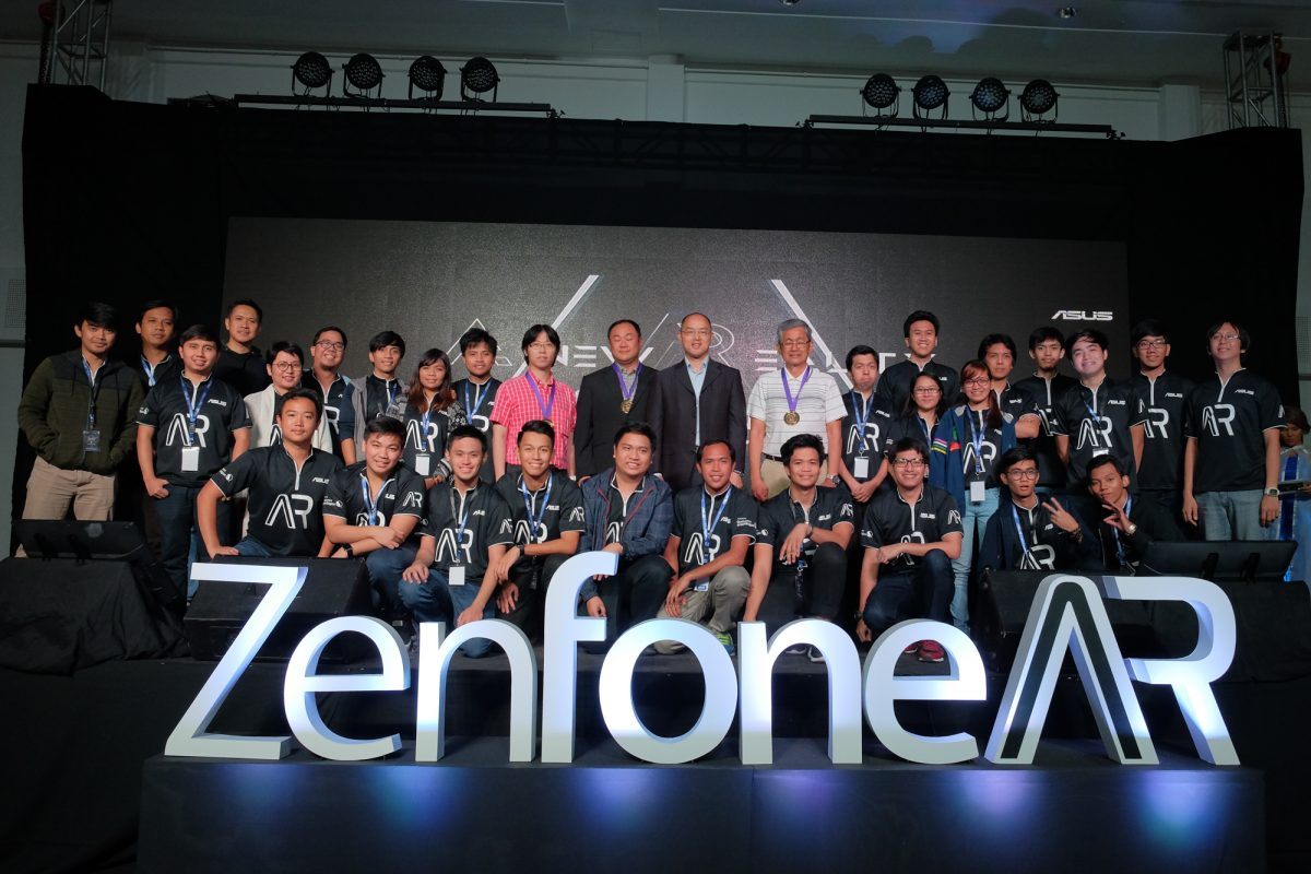 Philippines' First Ever Hackathon Event Organized Dubbed as Zenfone AR