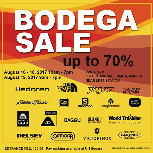 Striptop Bodega Sale