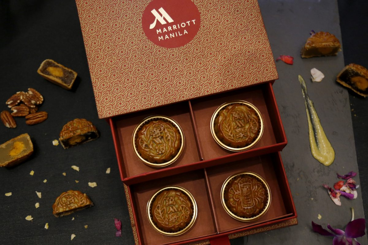 Mooncakes by Marriott Manila is Your Mid-Autumn Festival Must-have