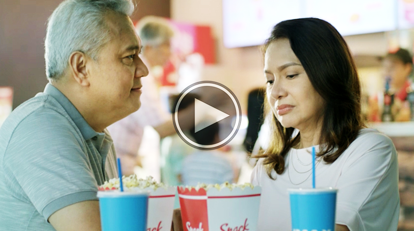 "SM Supermalls Releases New ""Moments"" Video This Grandparents' Day"